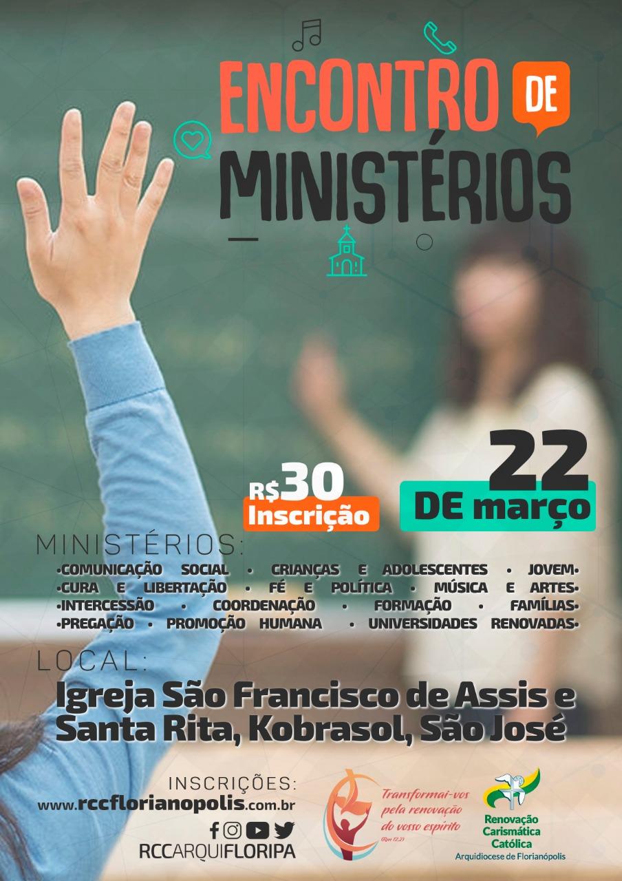 São José acolhe o Encontro Arquidiocesano de Ministérios